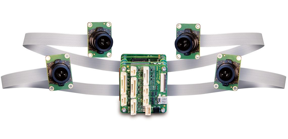 Multi-Sensor Cameras – VRmagic Imaging