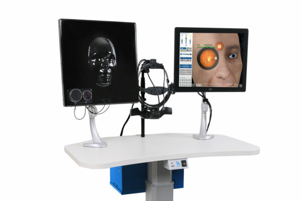 Eyesi Indirect Ophthalmoscope simulator by VRmagic (VRmagic/Lachnith)