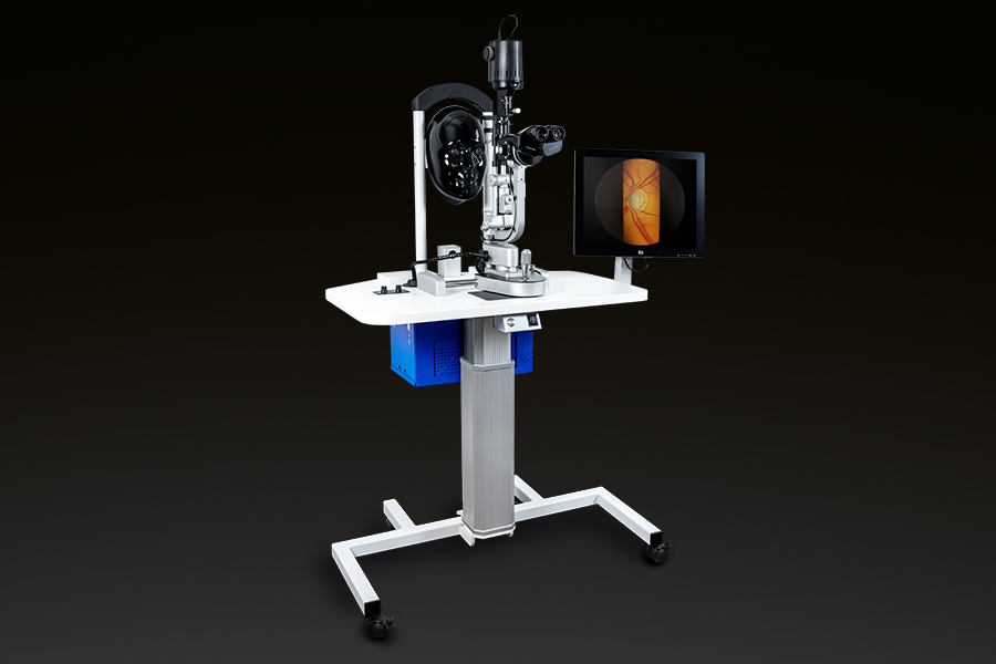 Eyesi Slit Lamp simulator